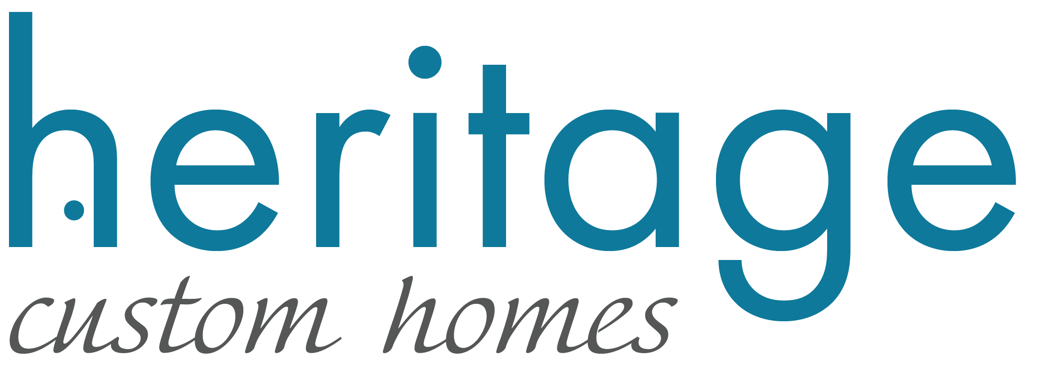Heritage Custom Homes Logo